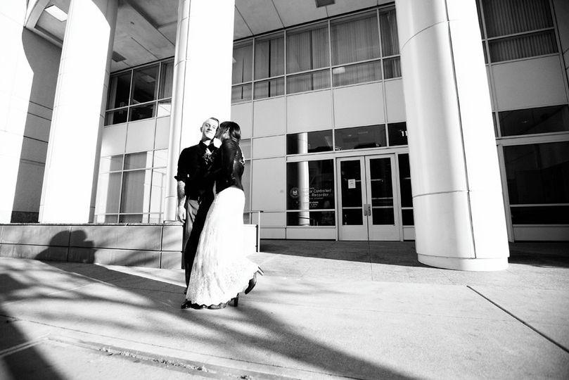 Siouxzen Kang, Los Angeles, CA wedding photographer, born in Texas.  Elopement in Oakland, CA city...