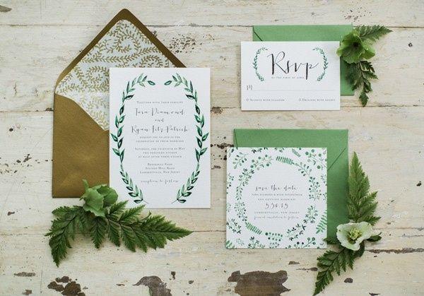 woodland romance wedding inspiration 04 600x419
