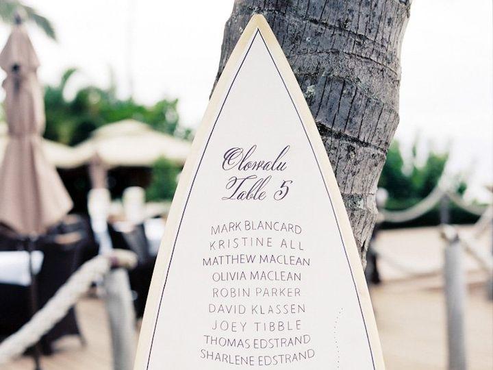 Tmx 1358575003413 Surfboard3 Paia wedding invitation