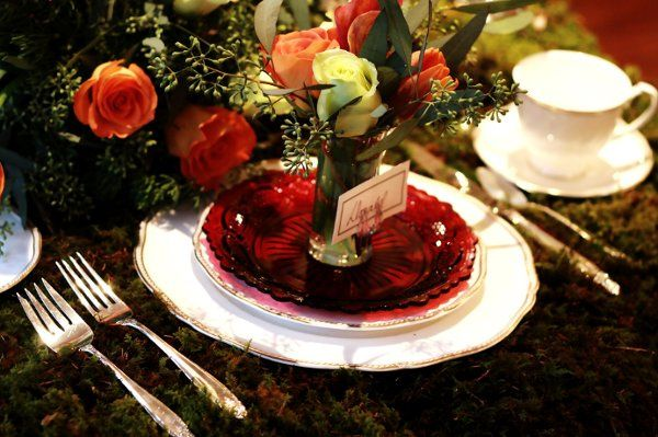 Intimate Gatherings,  Rehearsal Dinner ready, Natural elements