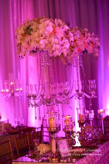 Sample centerpiece