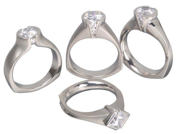 Tmx 1315600317055 SHDBridalSetcropped Colorado Springs, CO wedding jewelry