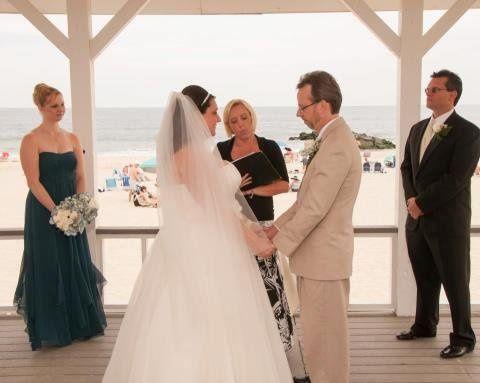 Tmx 1358200162371 MaryandTroySeibel2 Beverly, New Jersey wedding officiant