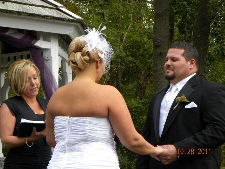 Tmx 1358200163860 MoniqueandJackSmith2 Beverly, New Jersey wedding officiant