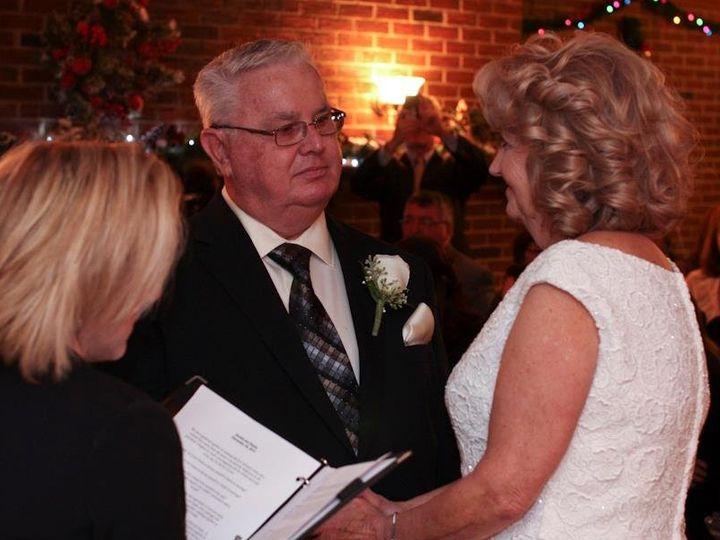 Tmx 1358200186589 SheilaandJerry12.29.12 Beverly, New Jersey wedding officiant