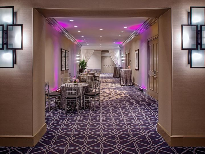 Tmx 1409692037554 Dauphine Foyer Pink New Orleans wedding venue