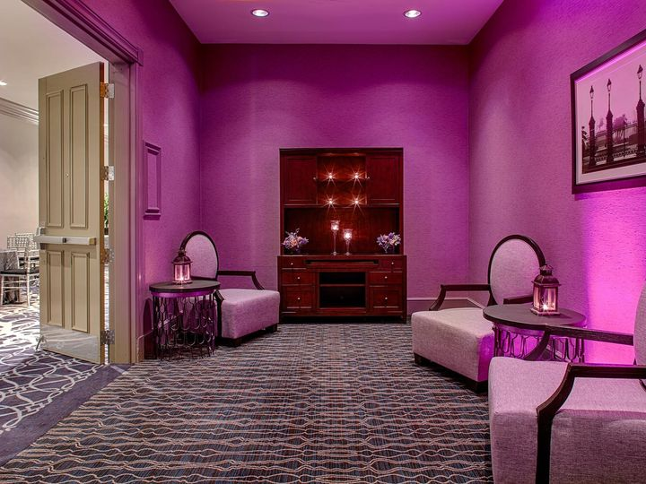 Tmx 1409692043387 Lounge Area Pink New Orleans wedding venue