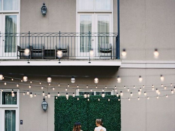 Tmx 1505753591623 Brides Courtyard New Orleans wedding venue