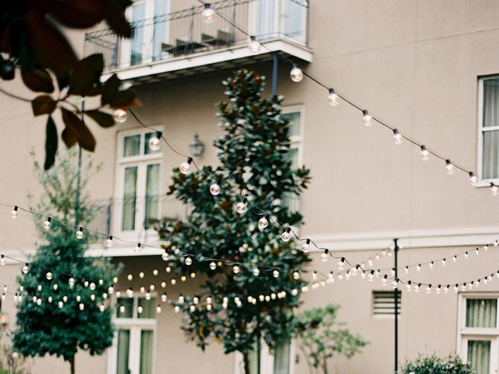 Tmx 1505753611811 Hyatt Centric French Quarter Courtyard Ceremony Se New Orleans wedding venue