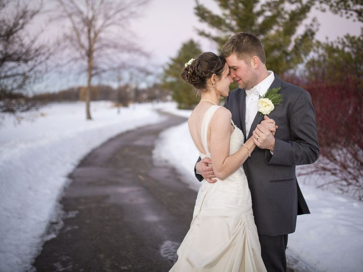 Tmx 1429399673361 Outdoor Snowy Winter Wedding Photography 01 Waukesha, WI wedding photography