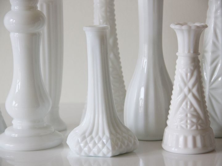 Tmx 1510079095947 Milk Glass Bud Detail Final Astoria wedding rental