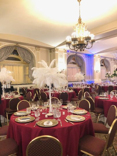 Sophisticated event design
