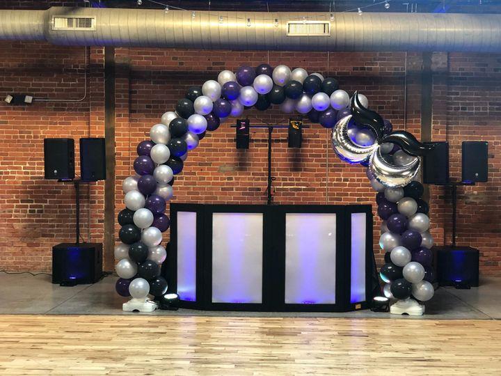Prom Set Up