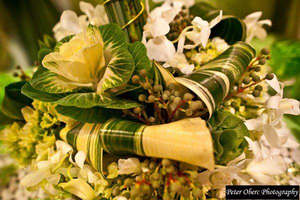 Tmx 1334939858011 Greencenterpiece New Rochelle wedding florist