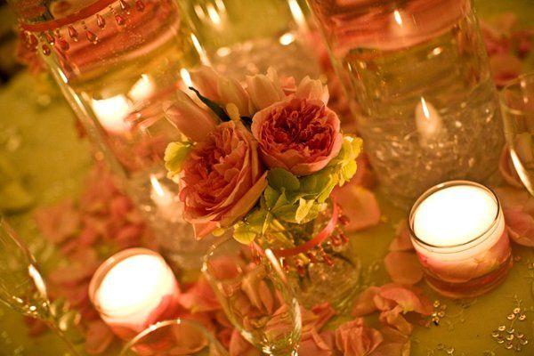 Tmx 1334939869535 Orancecenterpiece New Rochelle wedding florist