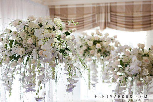 Tmx 1334939937197 Whitecenterpieces New Rochelle wedding florist