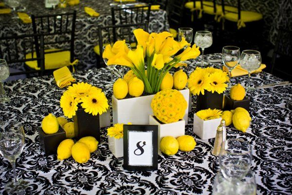 Tmx 1334939949120 Yellowandblack New Rochelle wedding florist