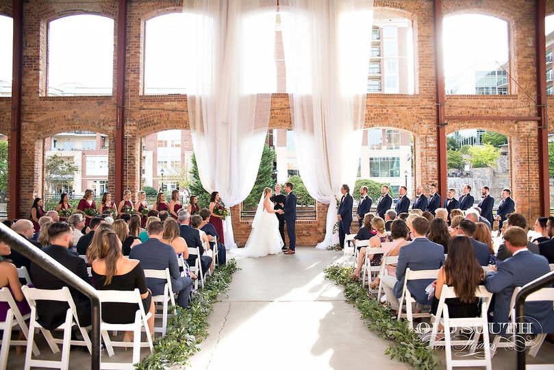 Ceremony proper | Photo by Old South Studios