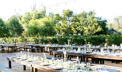 Temecula Farm Tables