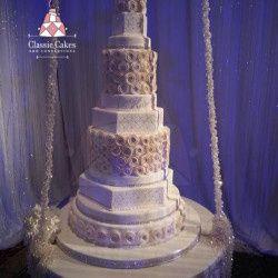 rosettes cake 250x250