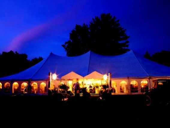 Tent at Hawkshead in South Haven, MI