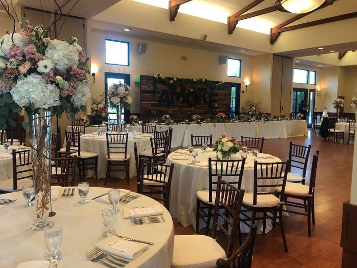 Martinelli Center Reception