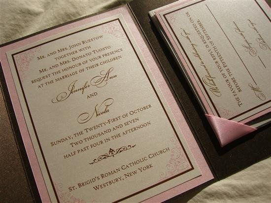 Tmx 1231085624234 Tuosto1 Levittown wedding invitation