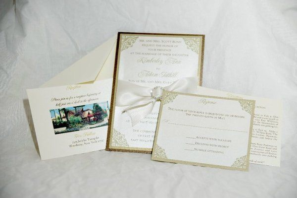 Tmx 1295037858729 FMP3 Levittown wedding invitation