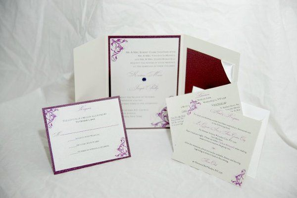 Tmx 1295037868572 FMP4 Levittown wedding invitation