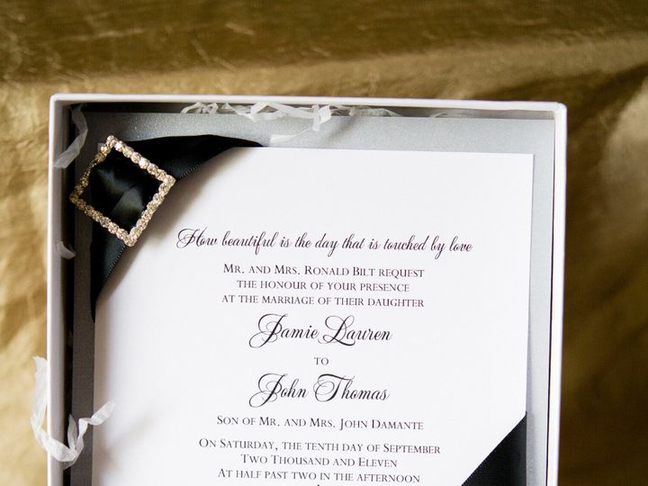 Tmx 1379453079499 D3s1853 Levittown wedding invitation