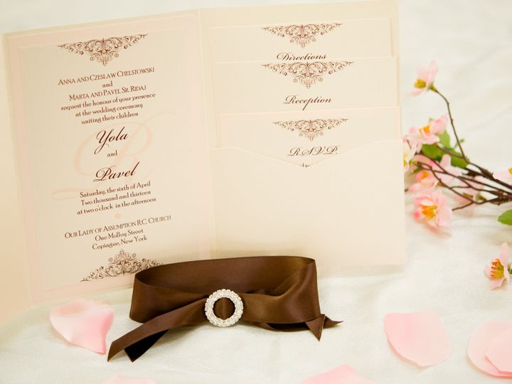 Tmx 1379453126591 D3s1882 Levittown wedding invitation