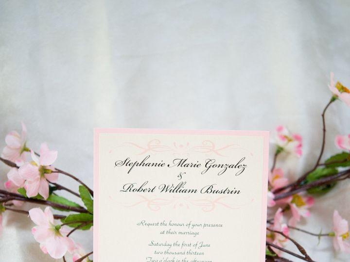 Tmx 1379453492565 D3s1956 Levittown wedding invitation