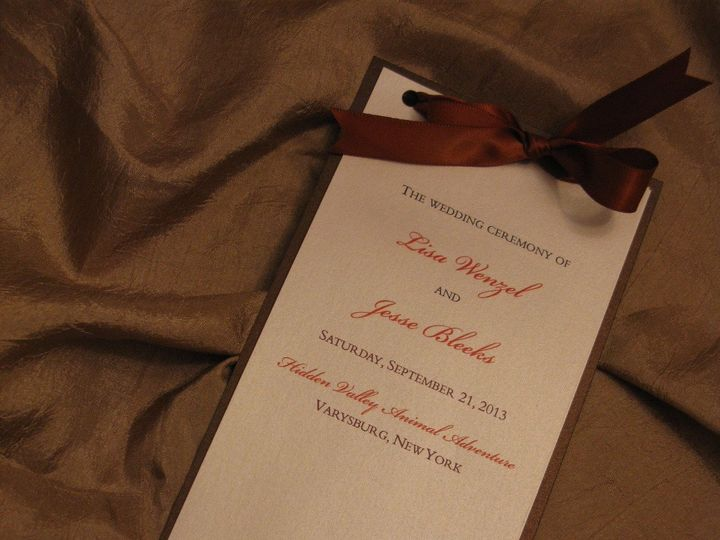 Tmx 1379456929976 Img0093 Levittown wedding invitation