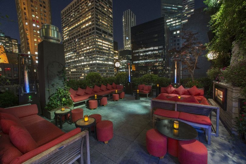 Outdoor Patio Terrace