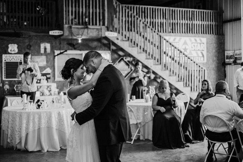 First dance | Samantha O'Neal Photography