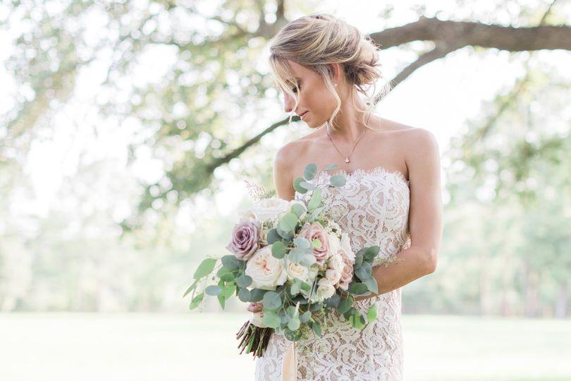 Lovely bride | R & M Bledsoe Photography