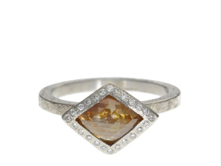 Tmx 1390187480680 Todd Reed Ring Umber Fancy Cut Diamond Trdr481 Pd  San Luis Obispo wedding jewelry