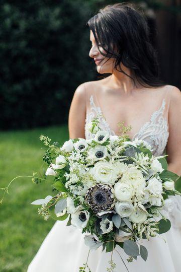 Bouquet by Ann's Garden