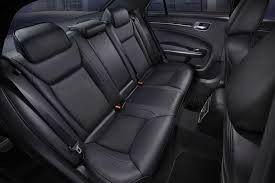 Black seat