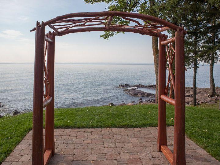 Tmx 1537885751 B50cd4b7ab6aff8a 1537885750 07fbe21b8ad255f9 1537885794085 2 LC Ceremony View Two Harbors, MN wedding venue