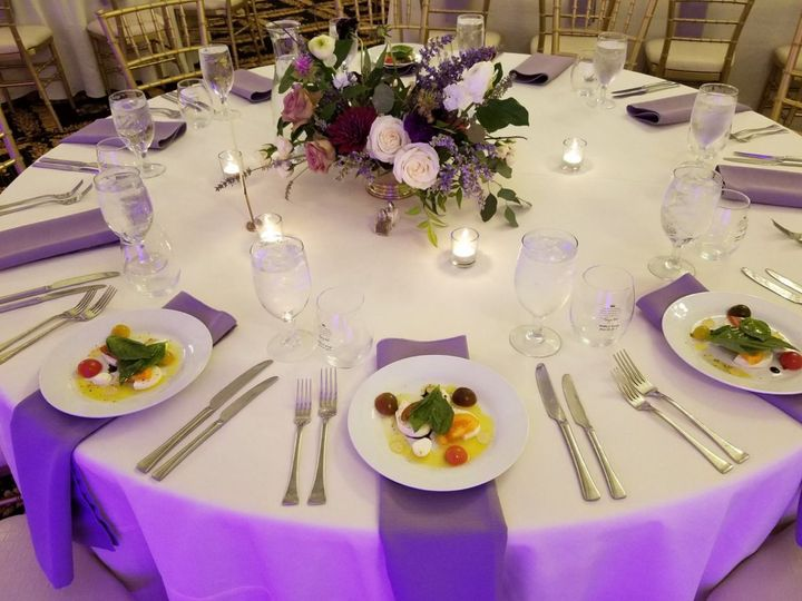 Tmx 1520417755 4daddf696d21d4f7 1520417753 B757114aa7eec837 1520417747418 3 Table Setting With Charlottesville, VA wedding catering