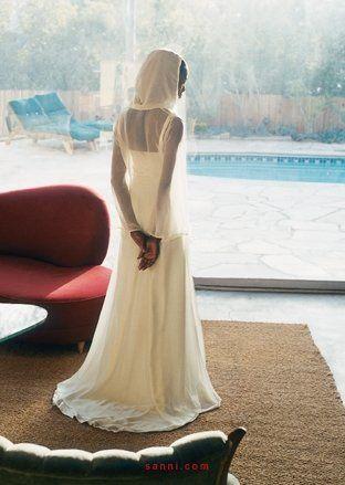 Eco Friendly Wedding Dress Designer sanni.com