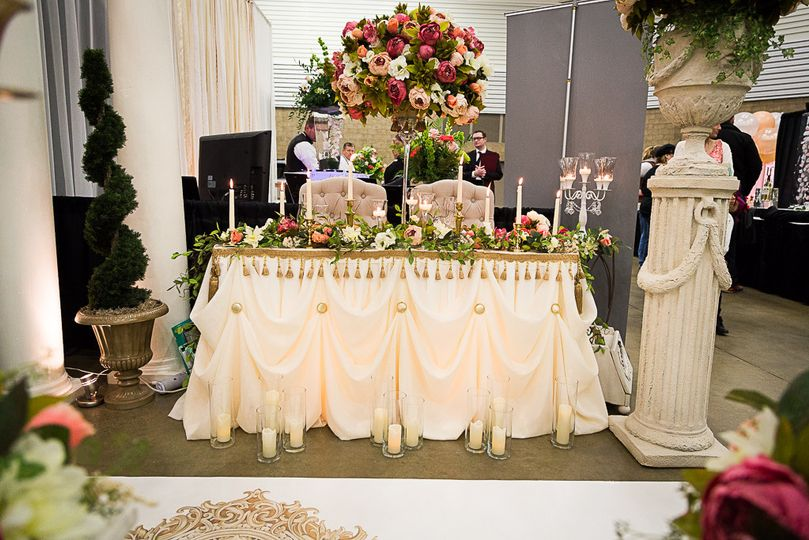 bridal show booth 2