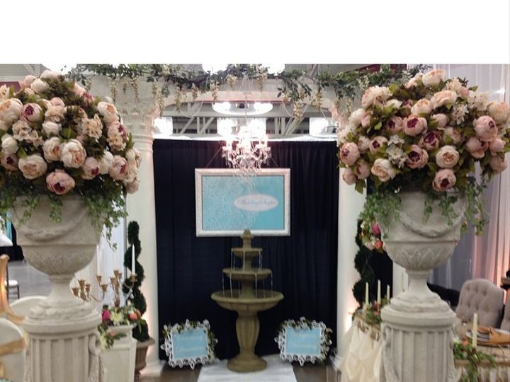 Tmx 1422307496741 Bridal Show Booth Pic Fishers wedding rental