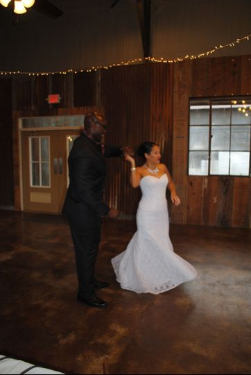 First Dance....Steppin' In Style.....