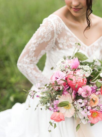 farm bridal shoot 30