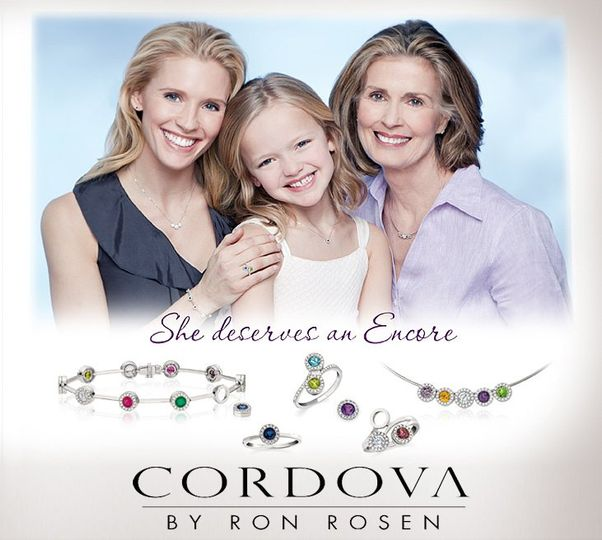 The Encore Collection from Cordova Jewelry
