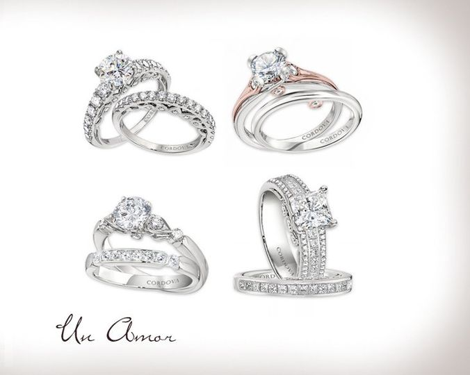 The Bridal Collection from Cordova Jewelry
