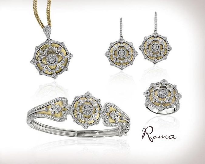 Roma Collection from Cordova Jewelry