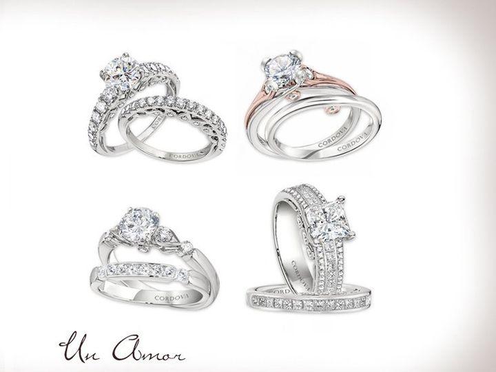 Tmx 1338837450368 6unamor Belleville wedding jewelry